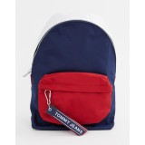 Tommy Jeans logo tape medium backpack