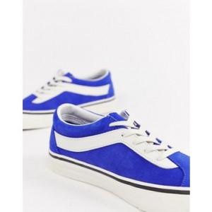 Vans Bold Ni blue sneakers