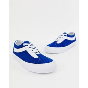 Vans Bold sneakers in blue VN0A3WLPULD1