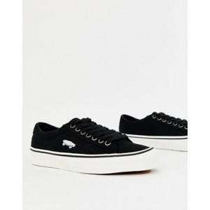Vans Court Icon black sneakers