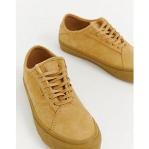Vans Diamo suede sneakers in brown VN0A3TKDUMD1