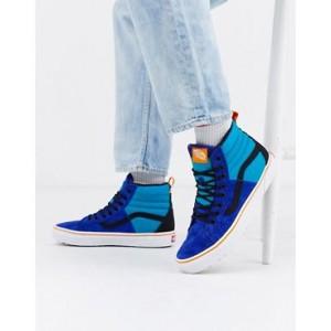 Vans SK8-Hi MTE sneakers in blue VN0A3DQ5UQ51