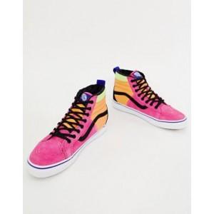 Vans SK8-Hi MTE sneakers in pink VN0A3DQ5UQ61