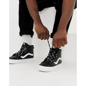 Vans SK8-Hi OTW pack sneakers in black VN0A2XSBUKM1