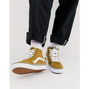 Vans SK8-Hi sneakers in brown VN0A38GEUKT1