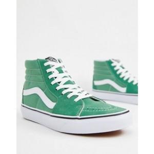 Vans SK8-Hi sneakers in green VN0A38GEUKV1