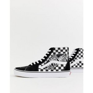Vans SK8-Hi sneakers with OTW patch in black VN0A38GEUPV1