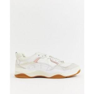Vans Varix sneakers in white VN0A3WLNVUF1