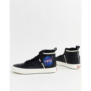 Vans x Space Voyager SK8-Hi MTE sneakers in black VN0A3DQ5UQ31