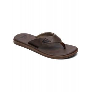 Haleiwa Plus Nubuck Leather Sandals