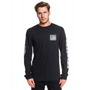 Bright Eye Long Sleeve Tee