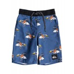 Boys 2-7 Everyday Dinos 14 Boardshorts