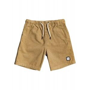Wax Out 11 Elasticized Corduroy Shorts
