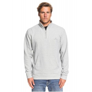 Waterman Ocean Nights Half-Zip Mock Neck Sweatshirt