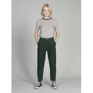 Quiksilver Womens Pleated Corduroy Pants