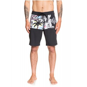 Highline Division Deluxe 19 Boardshorts