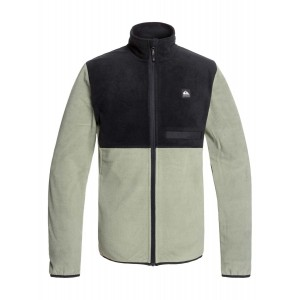 Butter Technical Zip-Up Fleece