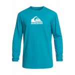 Solid Streak Long Sleeve UPF 50 Surf Tee