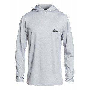 Dredge Hooded Long Sleeve UPF 50 Surf Tee