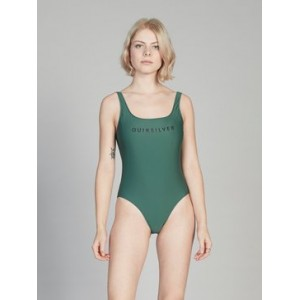 Quiksilver Womens One-Piece Swimsuit
