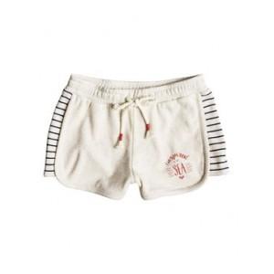 Girls 2-6 Freedom Is Mine Sweat Shorts
