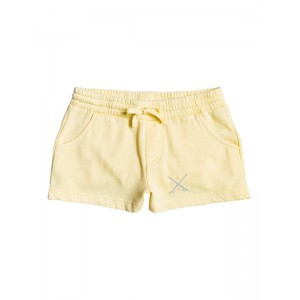 Girls 7-14 Summer Is Here A Sweat Shorts