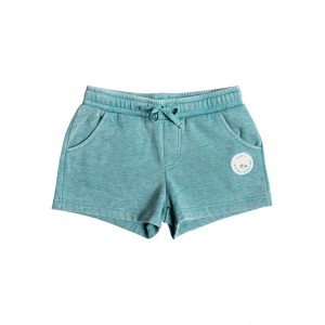 Girls 7-14 Summer Is Here B Sweat Shorts