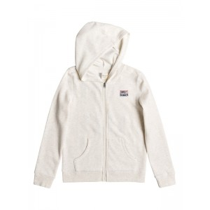 Girls 7-14 Beautiful Thinking B Zip-Up Hoodie