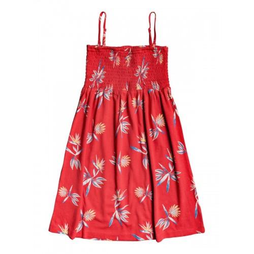 록시 Girls 7-14 Feathers In Flight Strappy Dress