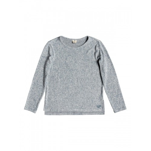 록시 Girls 7-14 Cosy Day Long Sleeve Top