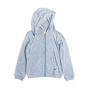 Girls 7-14 Natural Nature Zip-Up Hoodie
