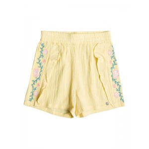 Girls 7-14 River Flows Viscose Shorts