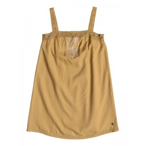 Girls 7-14 Miss Your Smile Strappy Dress