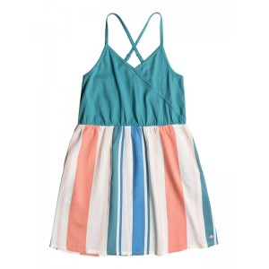 Girls 7-14 Far Away Strappy Dress