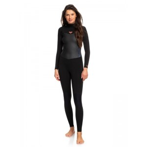 3/2mm Syncro Series Back Zip GBS Wetsuit