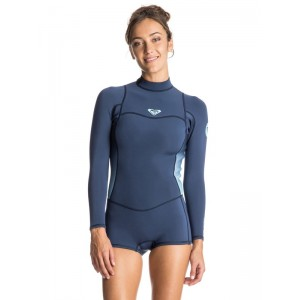 Syncro 2/2mm - Back Zip Long Sleeve Springsuit