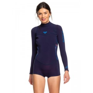 2/2mm Syncro Long Sleeve Back Zip FLT Springsuit