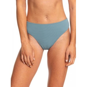 Seas The Day Mid Waist Bikini Bottoms