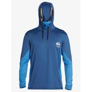 Waterman Angler Hooded Long Sleeve UPF 50 Surf T-Shirt 192504636943