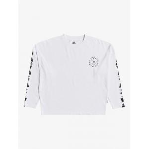 Quiksilver Womens Boxy Long Sleeve T-Shirt 192504688171