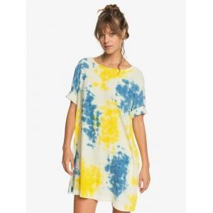 Quiksilver Womens Boxy Mid Sleeve Dress 192504622106