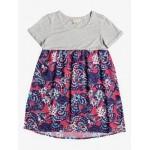 Girl's 7-14 Branche Of Lilac T-Shirt Dress