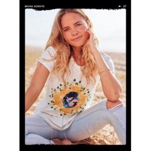 Bruna Schmitz Never Under - T-Shirt for Women
