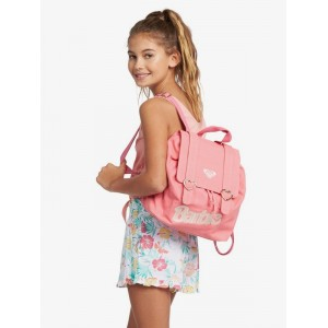 Barbie x ROXY Bikini Life Canvas Backpack
