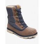 Nikko Waterproof Suede Winter Boots