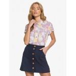 Oceanside Linen Skirt