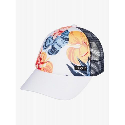 록시 Girls Honey Coconut Trucker Hat