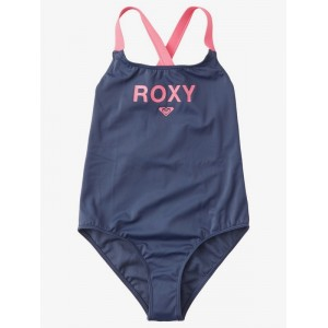 Girls 8-16 Lets Get Salty One-Piece Swimsuit