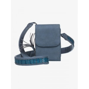 Small Town Small Shoulder Bag With Integrated Wallet