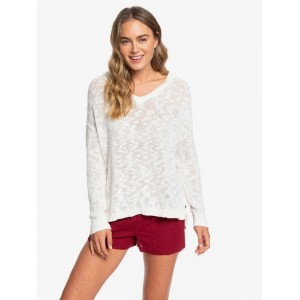 Lovely Soul Hooded Poncho Sweater